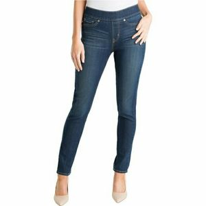 Levis Pull On Skinny Jeans High Rise Stretch Basic